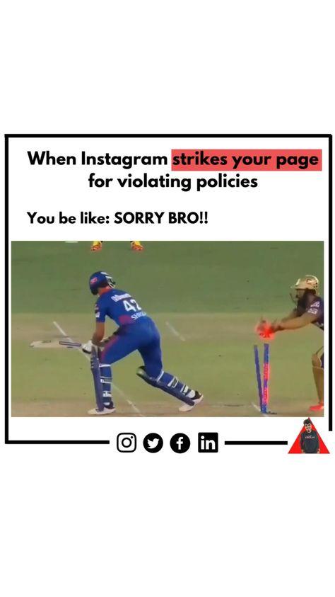 Circket meme | Instagram