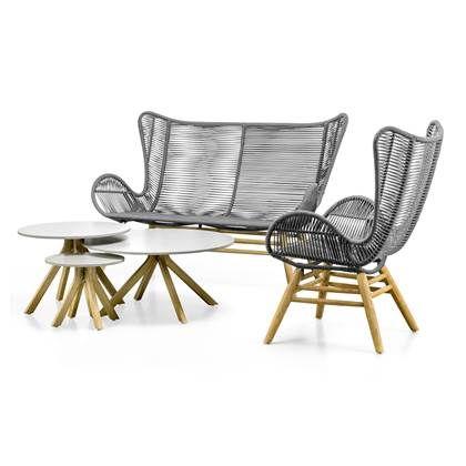 Lounge Bankje 2 Zits.Suns Kreta 2 Zits Loungebank Outdoor Chairs Sun Lounger Furniture