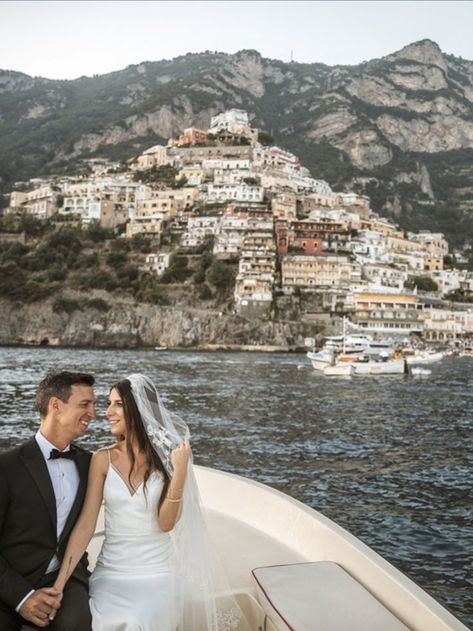 The religious ceremony was celebrated in the church of Santa Maria Assunta, after the ceremony the couple walking on the streets of Positano  by the boat for the wedding photoshoot. @giuseppegreco #WeddingVendor #VendorBlog #Wedding #WeddingInspo #WeddingInspiration #WeddingIdeas #WeddingPlanning #WeddingPlanner #Elopement #DestinationWedding #Travel #WeddingPhotography #DestinationPhotographer #WeddingPhotos #WeddingPhotoshoot #Photoshoot #Photography #Photographer #ItalianWedding #Positano