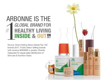 Arbonne Is 1 Global Brand Arbonne Healthy Living Anti Aging Skin Products