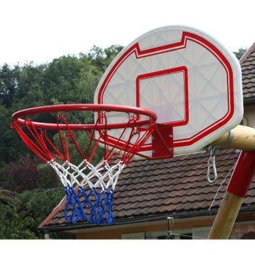 Agres Accessoires Pour Portique Balancoire Face A Face Anneau Au Meilleur Prix Leroy Merlin Panier De Basket Portique Balancoire Baskets