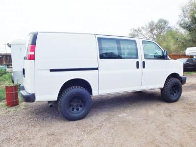 2wd Chevy Express Lift Kit With Images Photo Galleries Chevy Express Photo