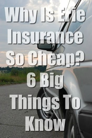 Erie Car Insurance >> Why Is Erie Insurance So Cheap 6 Big Things To Know Best