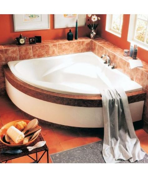 Presenting the American Standard Neptune Athena corner mass-air/active combo tub by Bathtubs Plus. Shop Now!