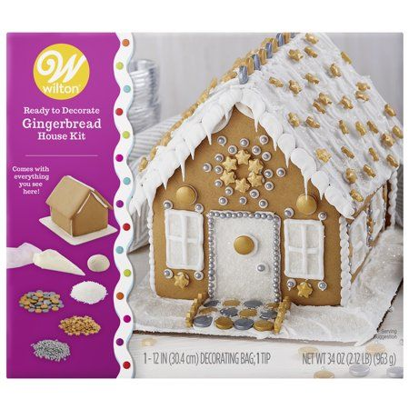 Food Gingerbread House Kits Gingerbread House Designs White