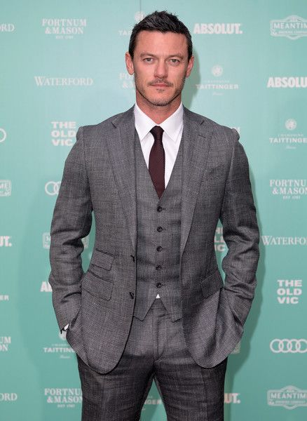 Luke Evans attends The Old Vic Summer Gala at The Brewery on June 27, 2016 in London, England.