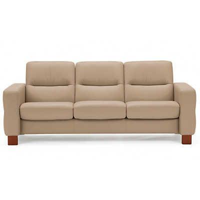 Stressless Wave Sofa, Lowback By Ekornes