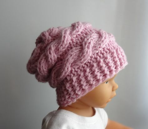 b556e7dbed8 Newborn Hipster Hat Baby Fall Winter sacking Hat by IfonBabyLand ...