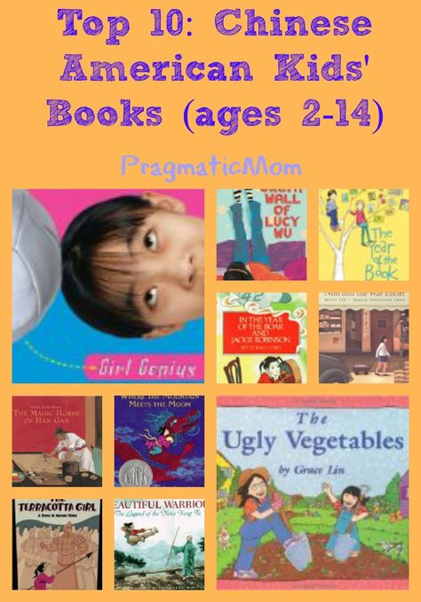 Top 10: Chinese American Children's Books (ages 2-14) :: PragmaticMom