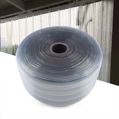 Ad Ebay 1 Roll Clear Pvc Strip Curtains 164ft 7 08 Warm Door