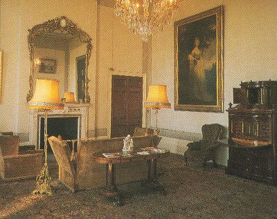Castle Interior Design Set allerton castle:: morning room | castle & palace interiors