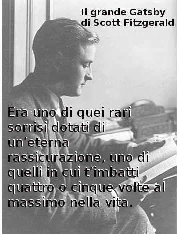 Il Grande Gatsby Di Scott Fitzgerald Le Frasi Piu Belle E La