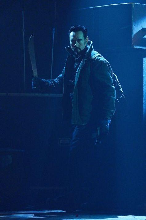 The Strain (TV Series 2014) Kevin Durand as Fet Vasiliy