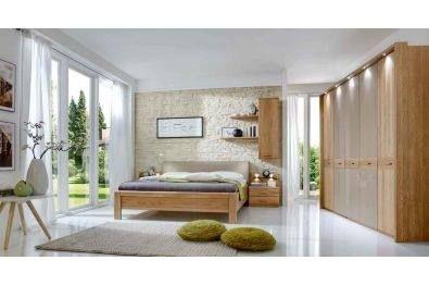 Schlafzimmermobel Erle Teilmassiv Wohn Design Zimmer Wohnung