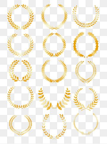 Golden Border Olive Branch Wheat Ears Wheat Ear Border Vector Material Golden Ribbon Wheat Ear Png Transparent Clipart Image And Psd File For Free Download In 2021 Prints For Sale Olive