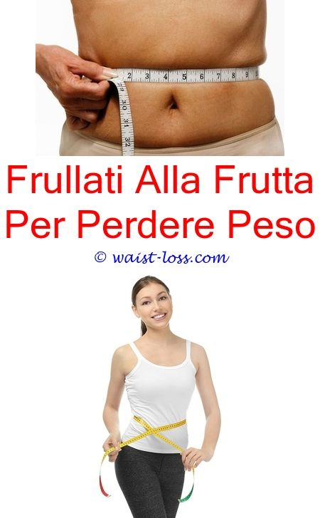 frutti raccomandati per la perdita di peso