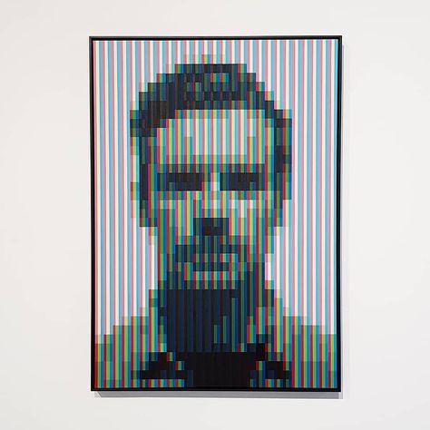 "achesdub on Instagram: ""DI_06.jpg Spray paint on canvas, 70x100cm ..."