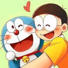 Doraemon Cartoon Nobita Wallpaper