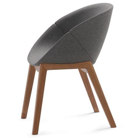 Aldo Armchair Modern Dining Chairs Dining Chairs Armchair