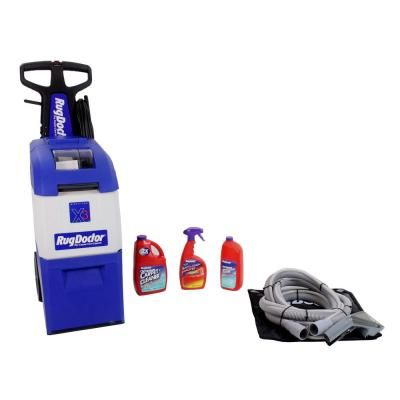 Rug Doctor Upright X3 Carpet Cleaner With Upholstery Attachment