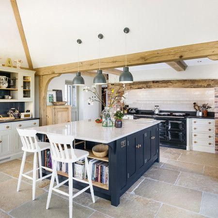 Open Plan Kitchen Large Google Search Country Kitchen Designs Open Plan Kitchen Country Kitchen