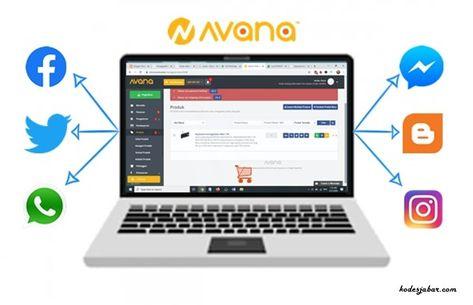 Avana Avana Tools Social Commerce Paling Jitu Untuk Jualan Online Indonesia Termasuk Salah Satu Negara Yang Mengalami Perkemban Jual Online Website Kupon