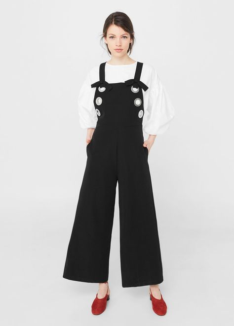 Buckled jumpsuit | MANGO