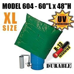 Outdoor Well Pressure Tank Insulation Bag Pressure Tanks Well Pressure Tank Well Pump