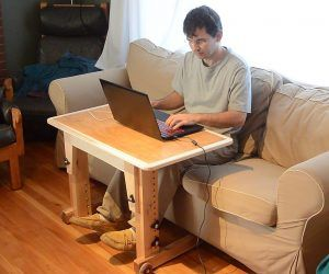 Architecture Laptop Table For Couch