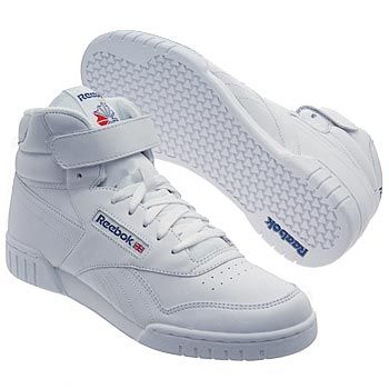 classic reebok high top sneakers for women