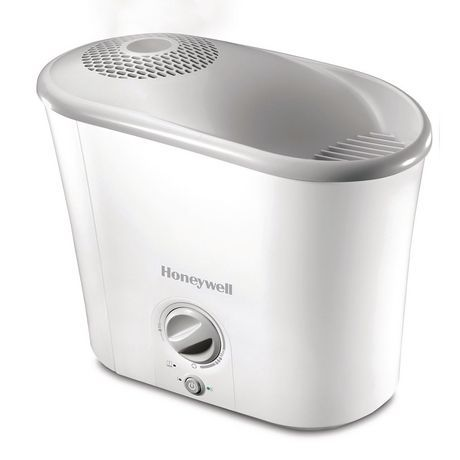 Honeywell Hwm340wc Top Fill Warm Mist Humidifier White Large