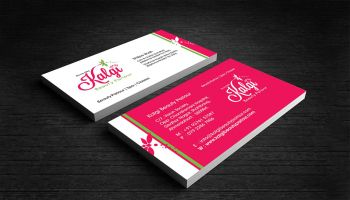 Beauty Parlor Visiting Cards Buy Makeup Artist Business Cards Online In India Printland Spa Business Cards Salon Business Cards Makeup Artist Business Cards