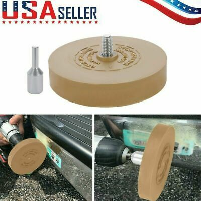 Ebay Advertisement 3 5 Inch Decal Remover Rubber Eraser Wheel Adhesive Remover With Drill Adapter In 2020 How To Remove Adhesive Eraser Adhesive