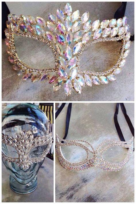 My kind of Mardi Gras Mask!!