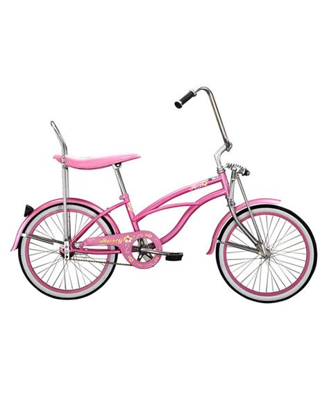 Take A Look At This Pink Hero Lowrider Cruiser Bike On Zulily Today Pink Bicycle Retro Bicycle Pink Bike