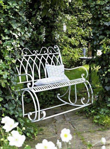 New Garden Bench Iron Beautiful Ideas Garden Garden Bench