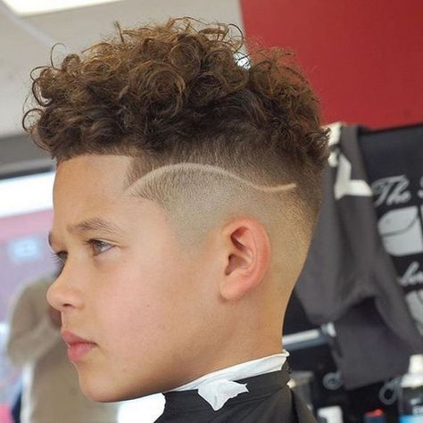 121 Boys Haircuts And Popular Boys Hairstyles 2020 Boys With Curly Hair Boy Hairstyles Boys Haircuts Curly Hair