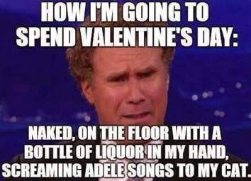 50 Funniest Valentine Memes For Funny Valentine S Day Funny Valentine Memes Just For Laughs Valentines Day Funny