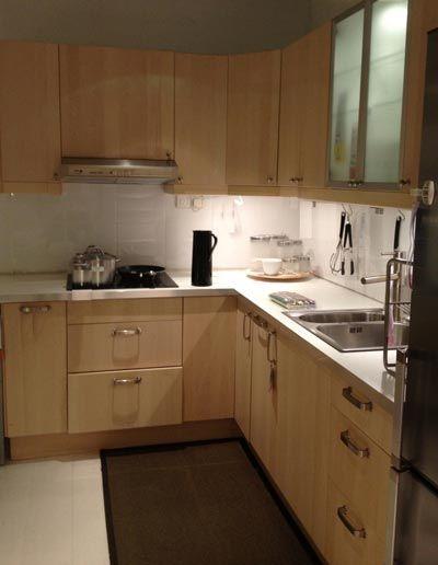 Dapur Rumah Teres Desainrumahid Com