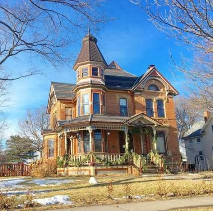 House Vintage Exterior Beautiful 55 Ideas House Old Victorian