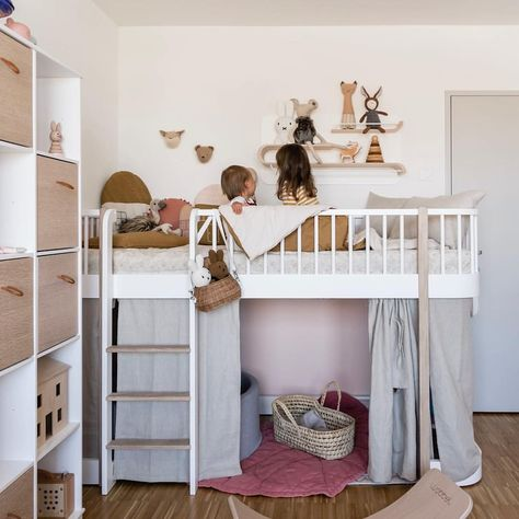 Kinderzimmer Kinderbett Hochbett Oliver Furniture In 2020