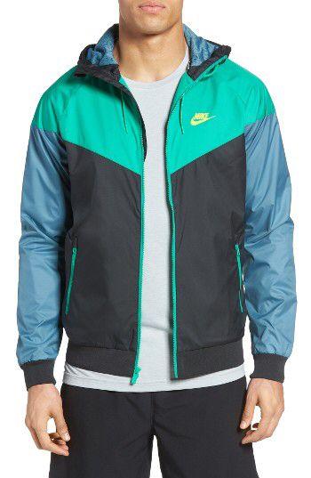 bb06da272750 Nike Nike  Windrunner  Colorblock Jacket available at  Nordstrom ...