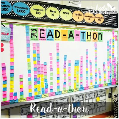 Spark Student Motivation: Read-a-thon. Get your students excited about reading by holding a Read-a-thon!