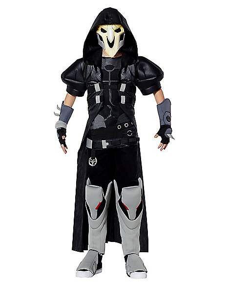Overwatch Costumes Halloween 2020 Kids Reaper Costume   Overwatch   Spirithalloween.com