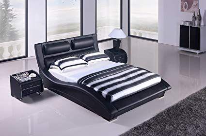 Modern King Bed Frame Designs Modern Platform Bed Modern King