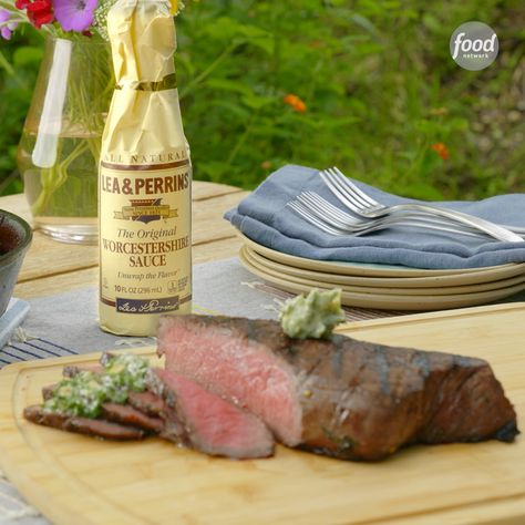 Steak and potatoes are one of the best things you can make on the grill! 👏  Sponsored by Lea  Perrins.