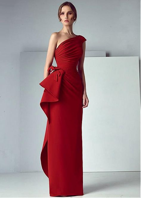 Looking for an evening dress for your next black tie event? Shop our selection of couture evening gowns from some of the world's top dress designers now!