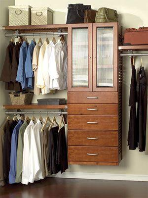 DIY External Closet Organization System // Gold | M A D D I E B L O G S |  Pinterest | Closet Organization, Organizations And Wall Organization