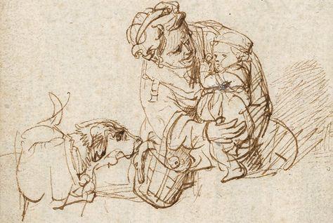 532 Goya, Rembrandt PRINTS/DRAWINGS ideas | drawings, rembrandt, rembrandt  drawings