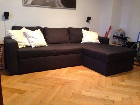 Hallo Ich Verkaufe Meine Couch Farbe Dunkelgrau Ausziehbar